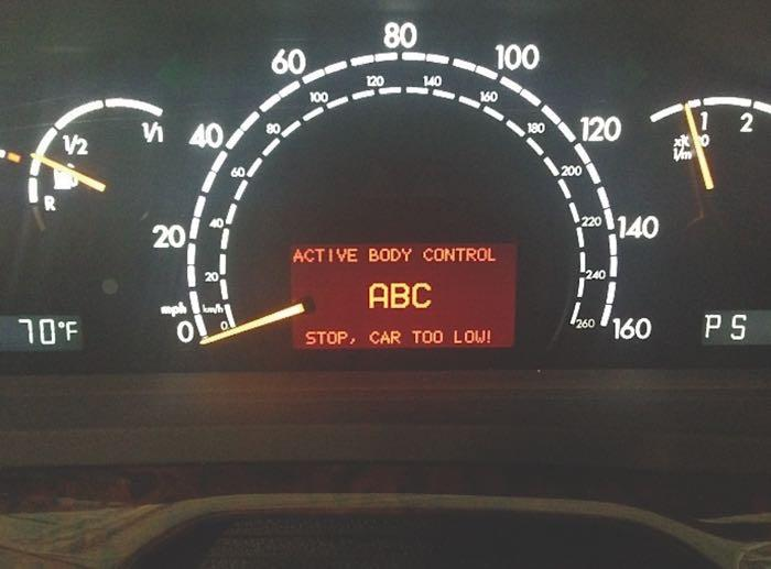 ремонт системы abc